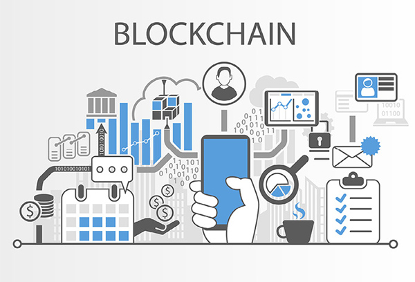 Technology Management Image: Is Blockchain Technology Disrupting Intellectual Property