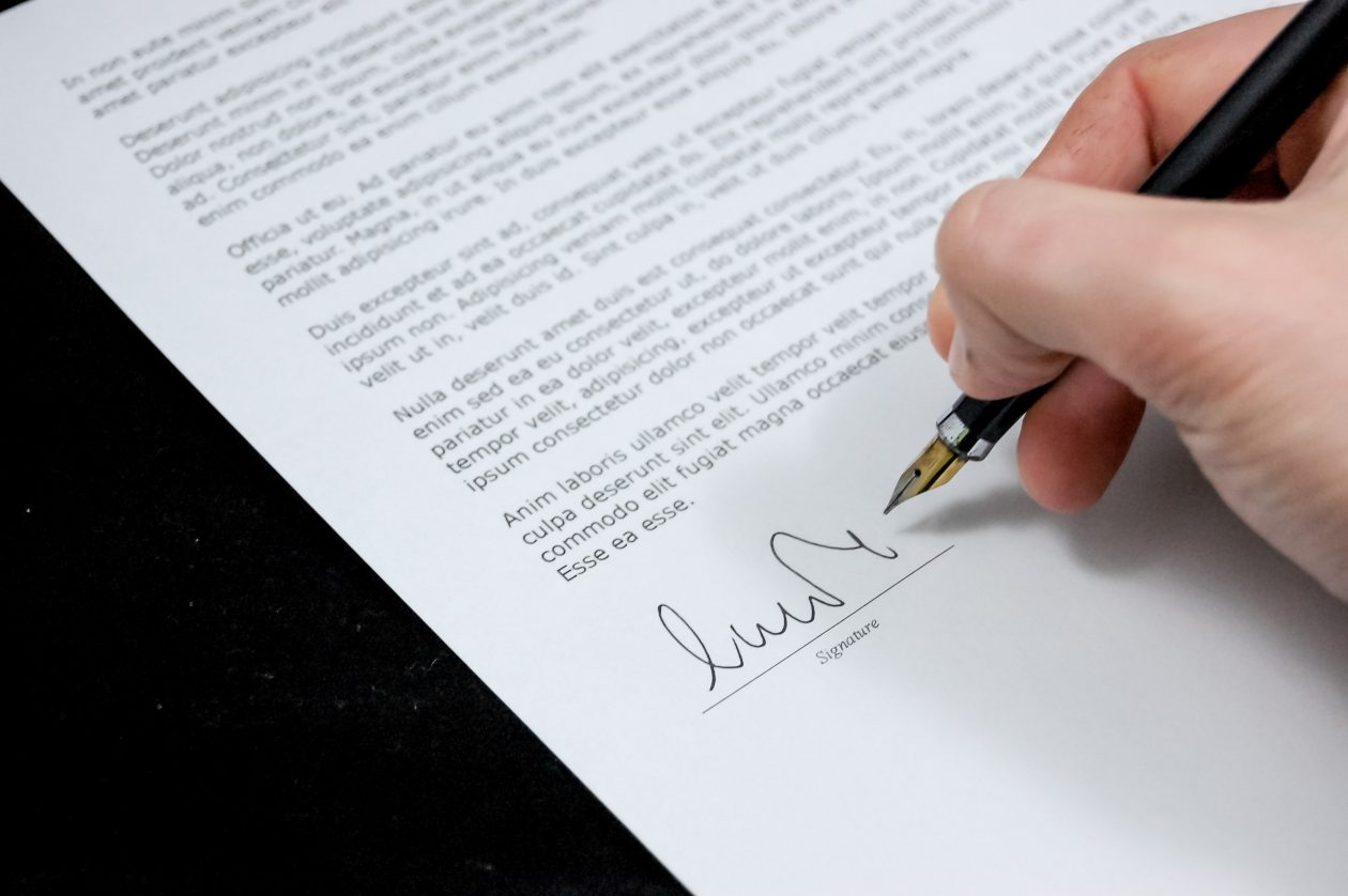 Contract and agreement | JC Legal | jcco.com